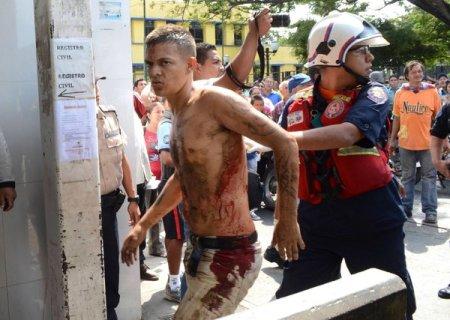 Urbana prison riots