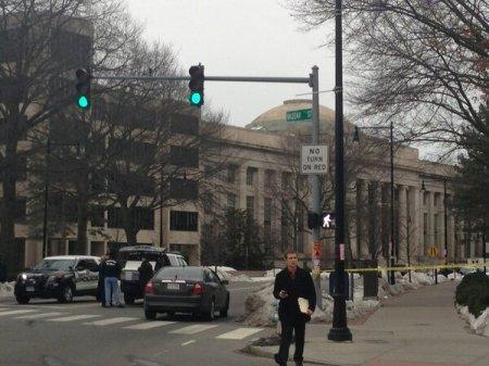 MIT gunman search Bree Sisson