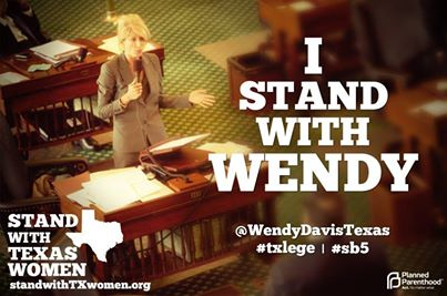 I stand with Wendy