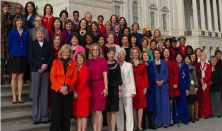 Democratic_women_Congress_2013