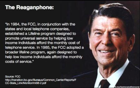 Reaganphone