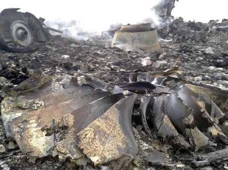 MH17 crash 2