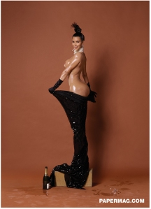 kardashian papermag
