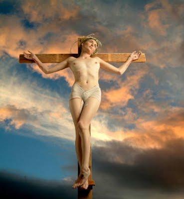 adori crucifix