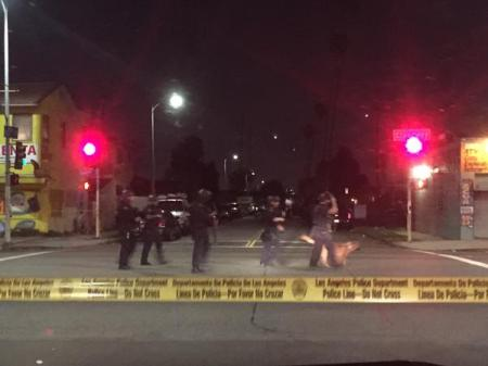 LA Florence officer shootings