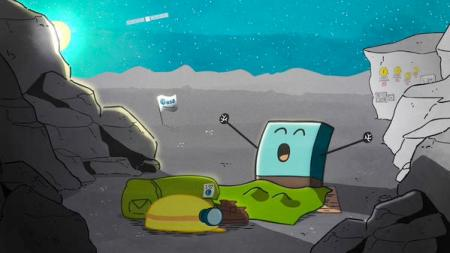 Philae awakes