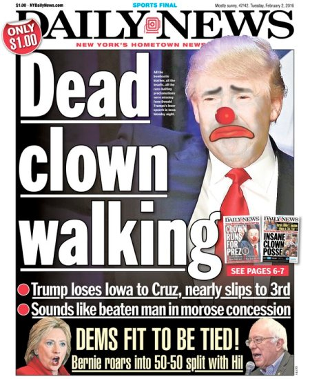 Dead Clown Walking