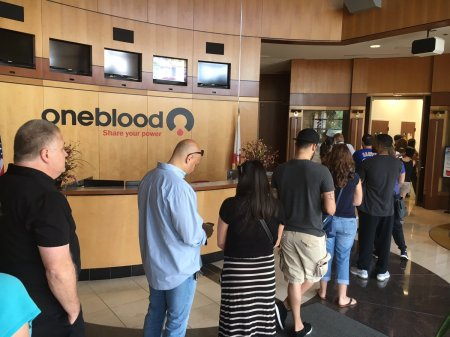 Blood Donation Orlando
