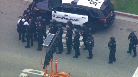 LAPD response